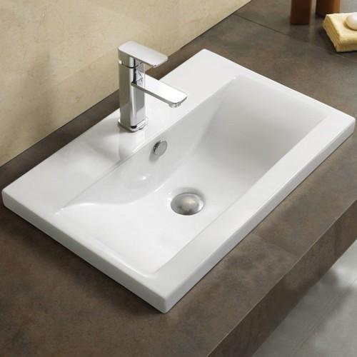 Керамическая раковина для ванной MLN-9393