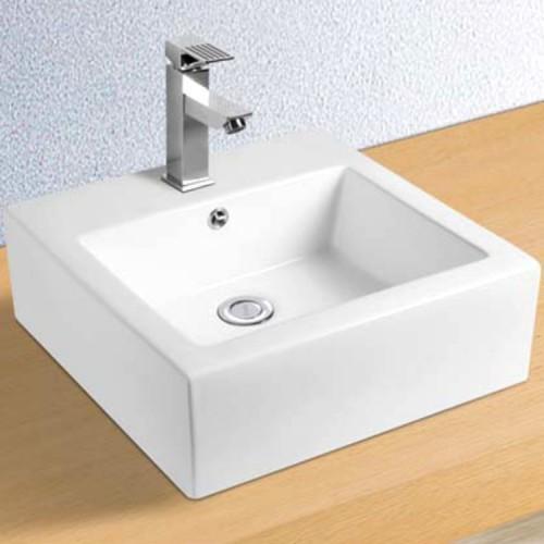Керамическая раковина для ванной MLN-A054