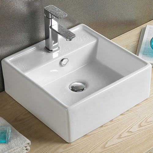 Керамическая раковина для ванной MLN-7063B