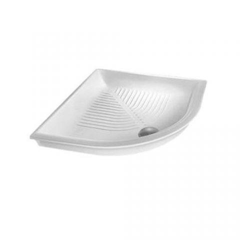 Поддон душевой керамический Hatria Drop Y0GL01 90х90 с сифоном