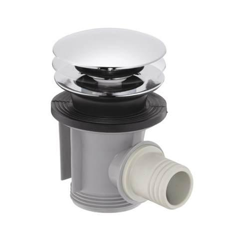 Сливной набор для ванны Hansgrohe 50107000 Push-Open