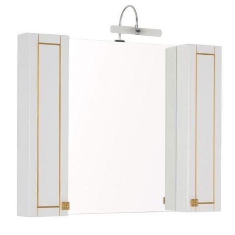 Зеркало-шкаф Aquanet Честер 105