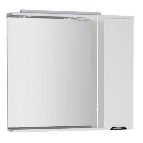 Зеркало-шкаф Aquanet Гретта new 100