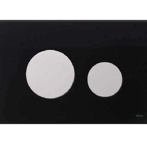 Лицевая панель Tece Loop Modular 9 240 674, черная
