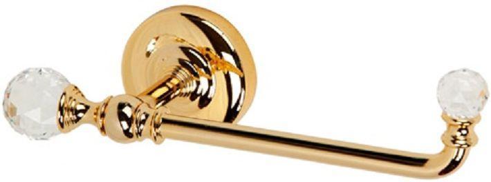 Бумагодержатель Migliore Amerida ML.AMR-60.405 с кристаллами Swarovski золото