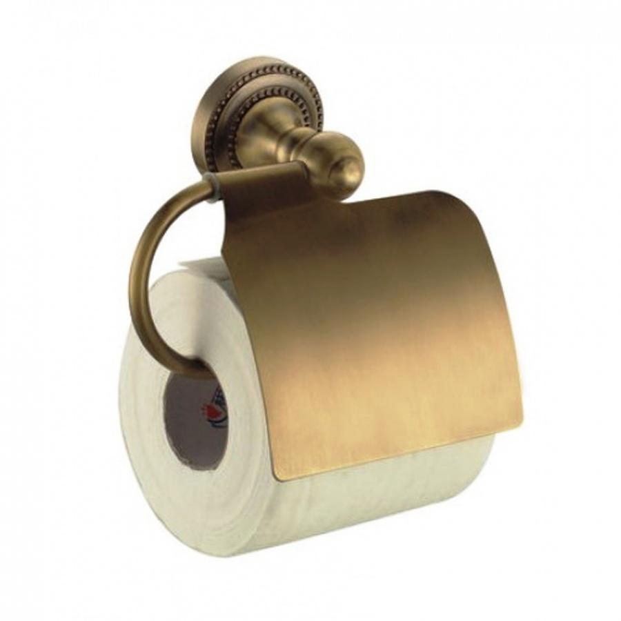 Держатель туалетной бумаги Fixsen Antik FX-61110 бронза
