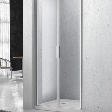 Стеклянная дверь BelBagno SELA-B-2-90-Cr