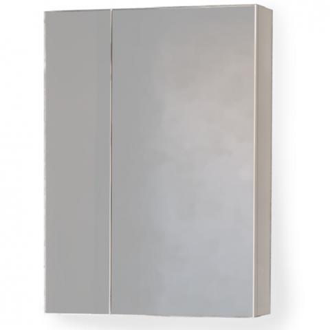 Зеркальный шкаф Raval Quadro/Fest Qua.03.60/W 60 см
