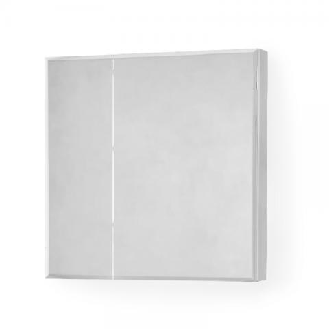 Зеркальный шкаф Raval Quadro/Fest Qua.03.75/W 75 см