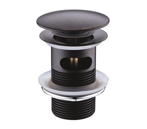 Донный клапан WasserKRAFT Isar A047 для раковины с переливом