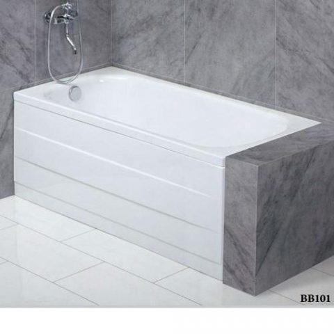 Ванна акриловая BELBAGNO BB101-130-70