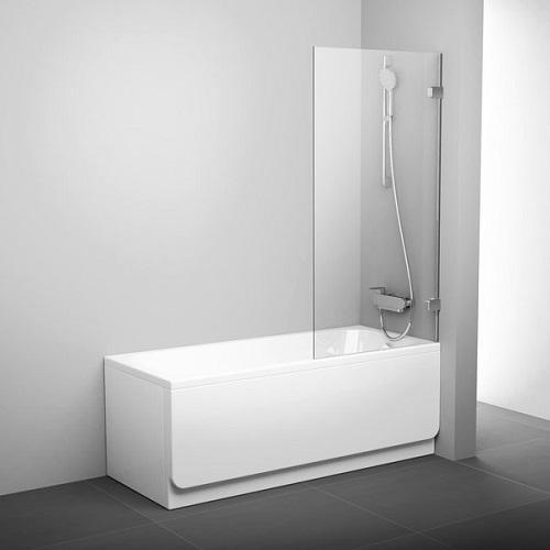 Шторка для ванны RAVAK BVS1 80 см