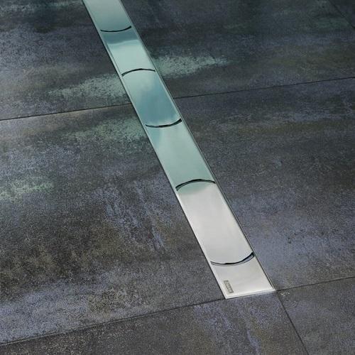 Душевой трап RAVAK Chrome 85 см хром