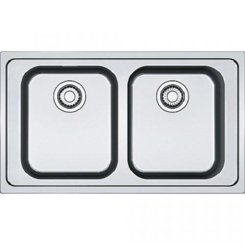 Кухонная мойка FRANKE Smart SRX 620-86 86*50 см