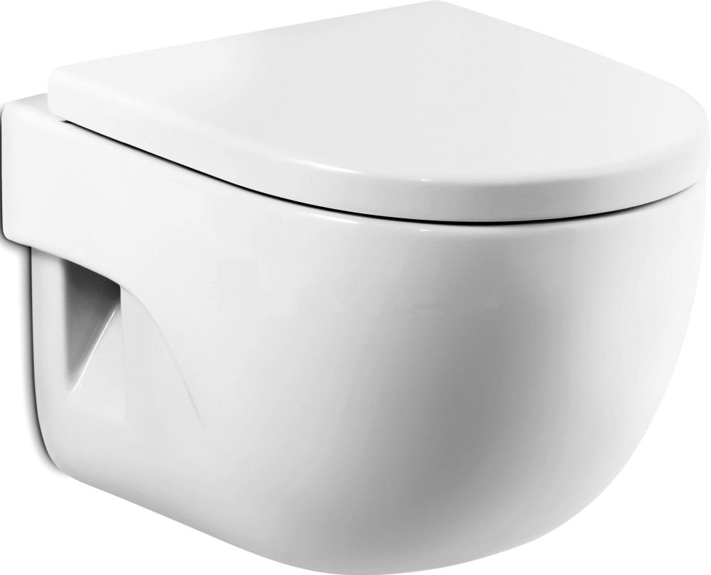 Унитаз Roca Meridian-N Compact 346248000 подвесной