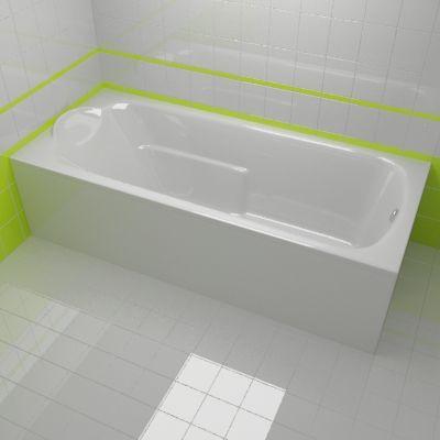 Акриловая ванна Riho Virgo 170x75 BZ0700500000000
