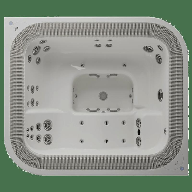 Мини-бассейн Jacuzzi VIRTUS 250x215 VIR-1102-3353 №52 Белый