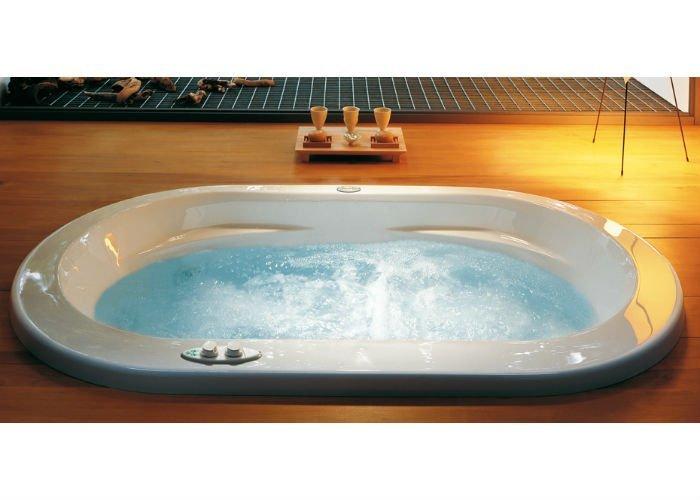 Акриловая ванна Jacuzzi Opalia 190x110 9F43-499A