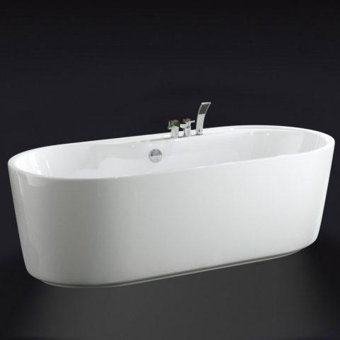 Акриловая ванна BelBagno BB14-K 178x84