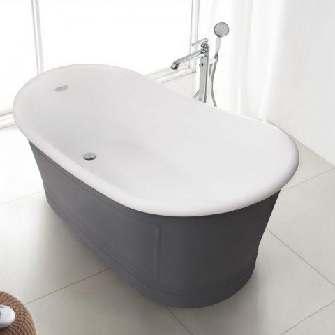 Акриловая ванна Belbagno 167.6x90 BB32-CF36