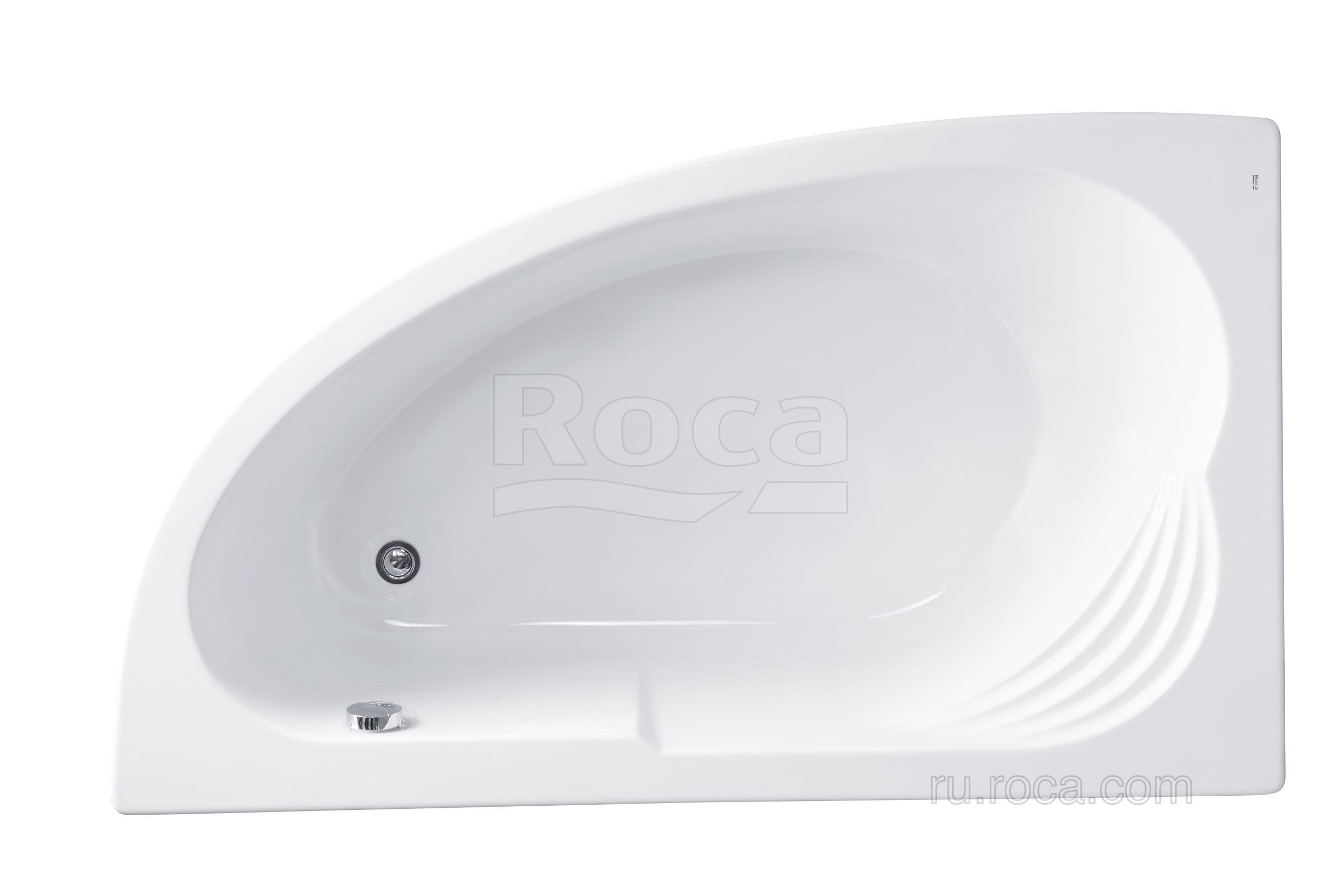 Акриловая ванна Roca Merida ZRU9302992 170х100 Лв