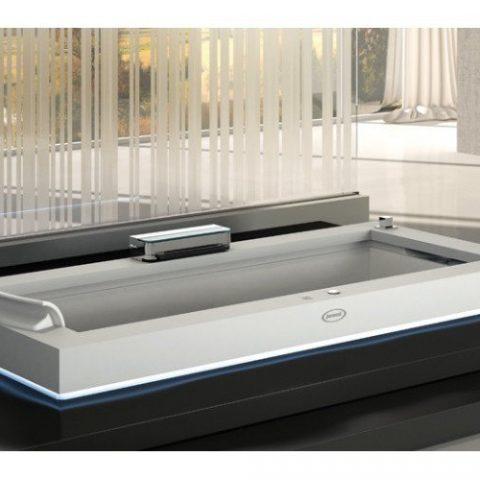 Акриловая ванна Jacuzzi Aura 185x95 9443-734