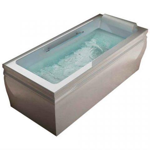 Акриловая ванна Gruppo Treesse BLANQUE 180x80 V1681+V168F+V168.SX+V168.DX