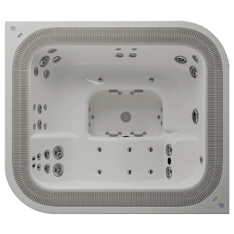 Мини-бассейн Jacuzzi VIRTUS 250x215 VIR-1102-3354 Platinum (65)