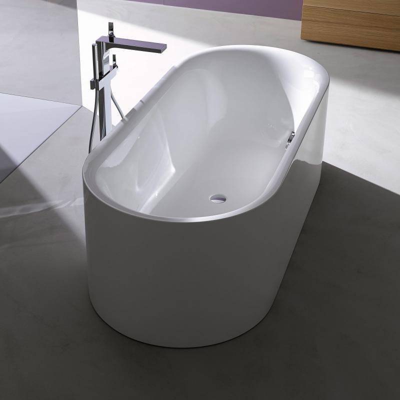 Стальная ванна Bette LUX OVAL HIGHLINE 170x75 3465-CFXXS-000