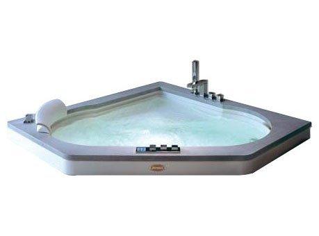 Акриловая ванна Jacuzzi Aura 140x140 9F43-493A