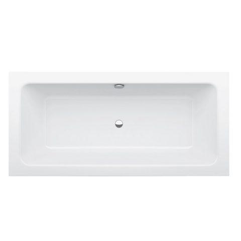 Стальная ванна Bette One 180x80 3313-000+PLUS