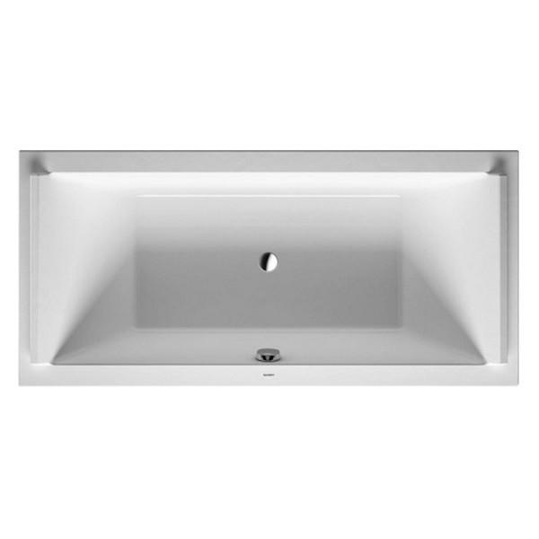 Акриловая ванна Duravit Starck New 190x90 700340000000000