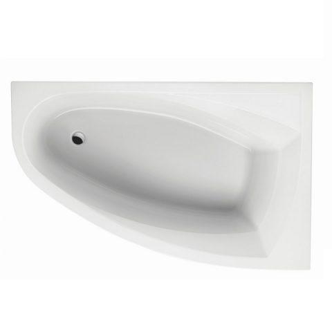 Акриловая ванна Excellent AQUARIA COMFORT 150x95 WAEX.AQP15WH, правая