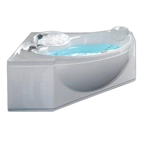 Акриловая ванна Jacuzzi Celtia 150x150 9F43-141A