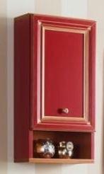 Шкаф с нишей Caprigo Vivo 360 10592 L/R, цвет B-018 rosso noce