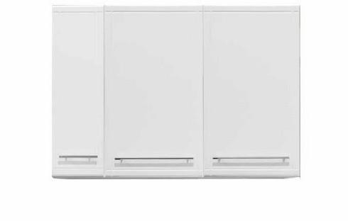 Шкаф с сушилкой Vod-ok 110 цвет белый