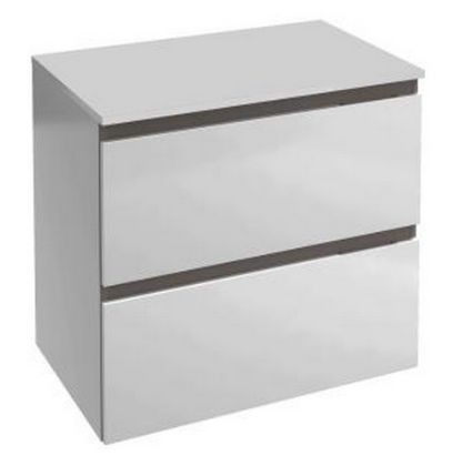Модуль подвесной Jacob Delafon Soprano 70 см, EB1339-N18, цвет - белый глянец