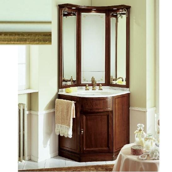 Комплект мебели Eurodesign IL Borgo Композиция № 9, Verde Acqua Gold/Верде аква с золотом
