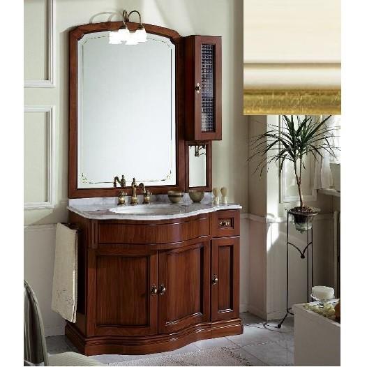 Комплект мебели Eurodesign IL Borgo Композиция № 3, Verde Acqua Gold/Верде аква с золотом