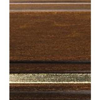 Тумба прямая Eurodesign IL Borgo B1C-21, Noce Gold/орех с золотом