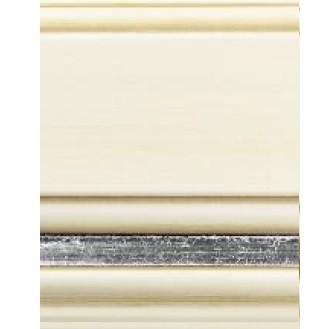 Тумба прямая Eurodesign IL Borgo B4C-21, Avorio silver patiano/айвори с серебром