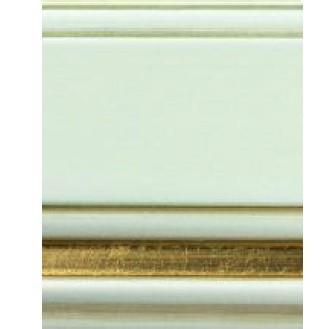 Тумба прямая Eurodesign IL Borgo B4C-35, Verde Acqua Gold/Верде аква с золотом