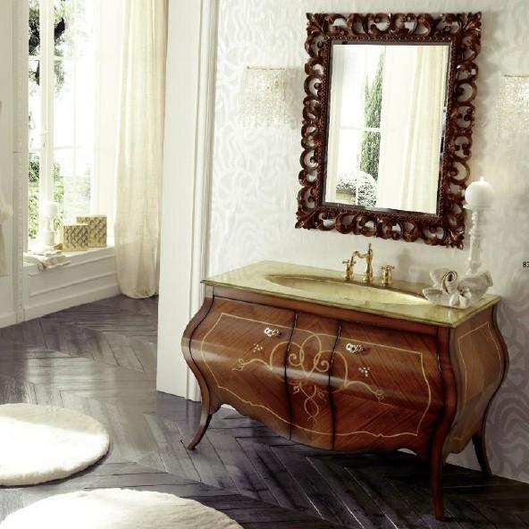 Комплект мебели Eurodesign Prestige Композиция № 7, Noce Intarsiato/Орех инкрустированный