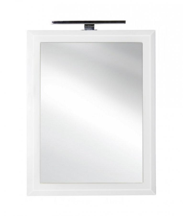 Зеркало El Fante Лотос 80, люкс белое