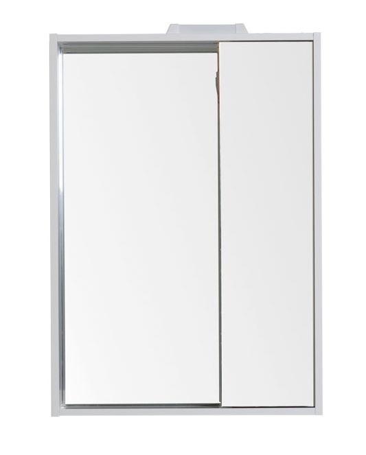Зеркало-шкаф Aquanet Клио 60 с подсветкой, 00189228