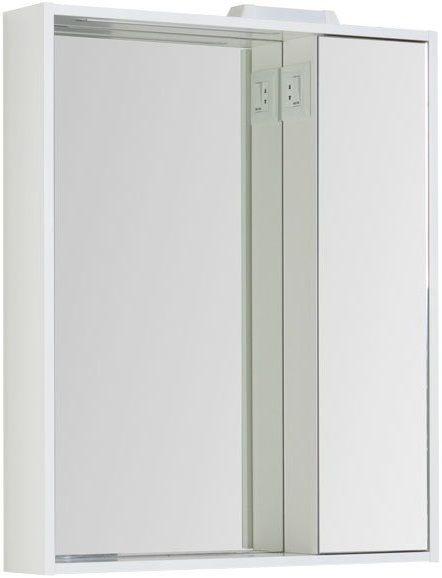 Зеркало-шкаф Aquanet Клио 70 с подсветкой, 00189231