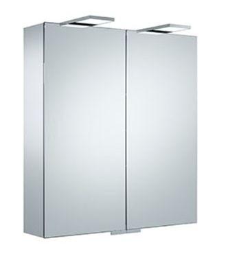 Зеркало-шкаф Keuco Royal 15 65*72*15 см, 14402 171301
