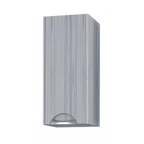 Шкафчик Акватон Сильва 30 см подвесной, цвет дуб фьорд