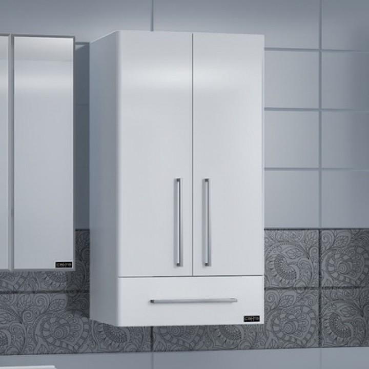 Шкаф СаНта Вегас 48 х 90 см 426003 подвесной над стиральной машиной