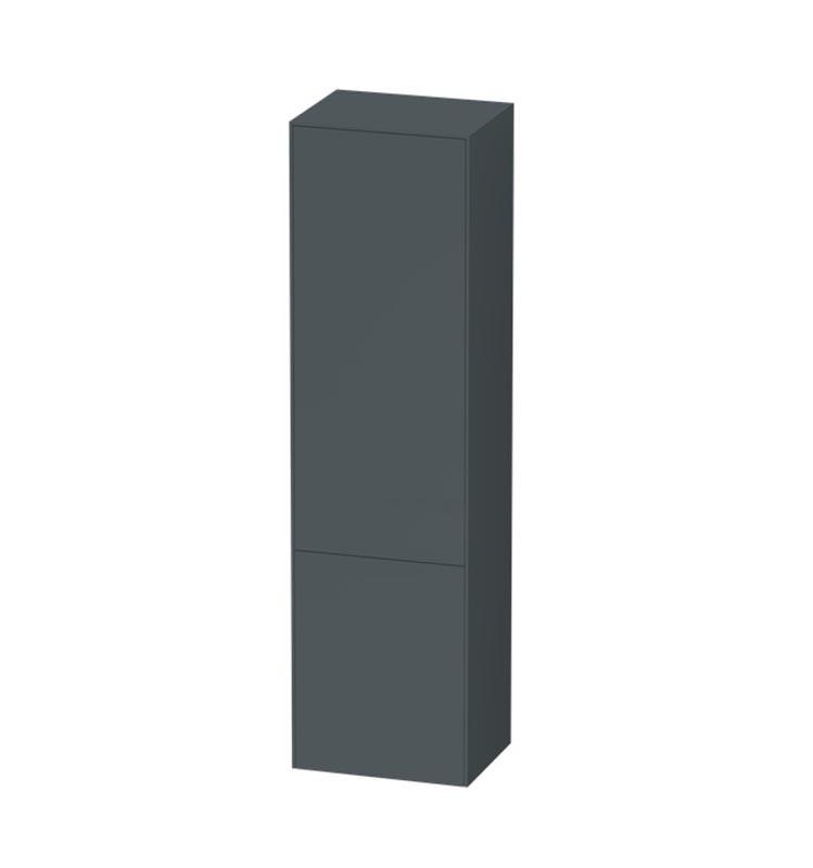 Пенал Am.Pm Inspire 2.0 M50ACHX0406GM подвесной 40 см, универсальный, цвет графит, матовый